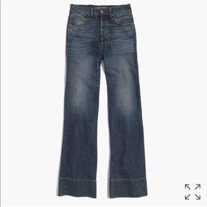 Rivet & Thread Pants - rivet & thread retro wide-leg jeans